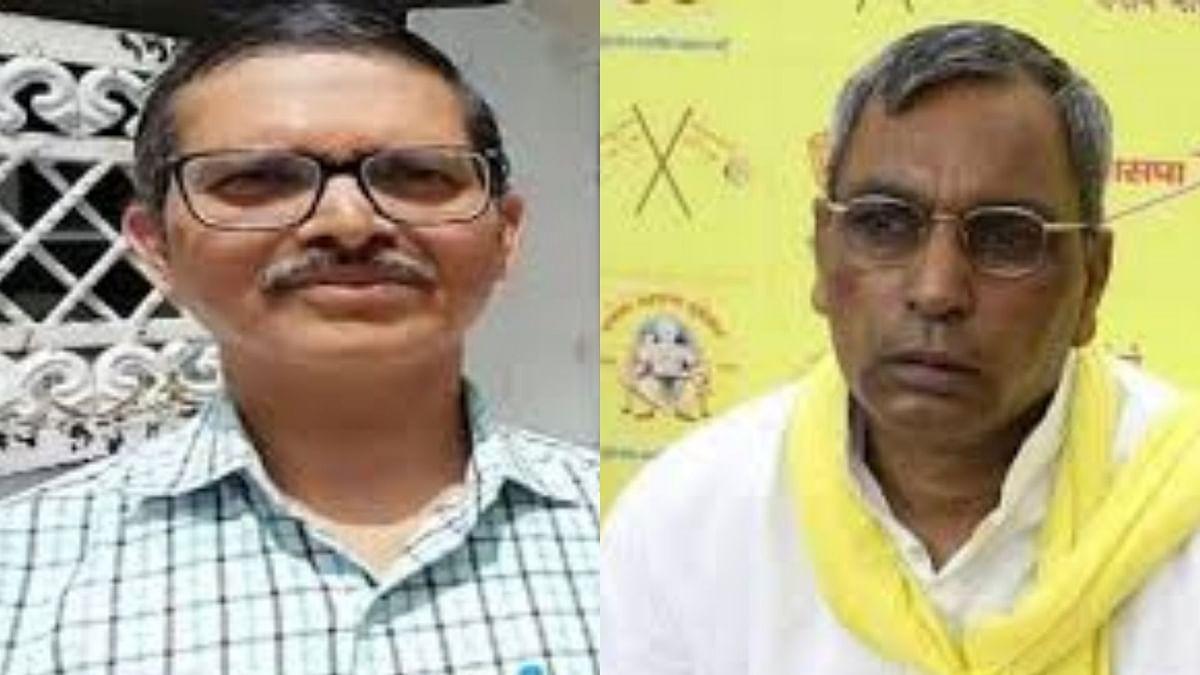 UP Election 2022 : सीएम योगी के खिलाफ विधानसभा चुनाव लड़ेंगे अमिताभ ठाकुर, जानें क्या बोले ओम प्रकाश राजभर?