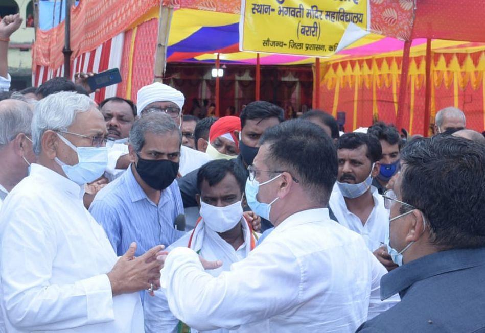 जातीय जनगणना पर PM मोदी से मुलाकात के सवाल पर CM नीतीश कुमार बोले- 'बहुत जल्द खबर मिलेगी'