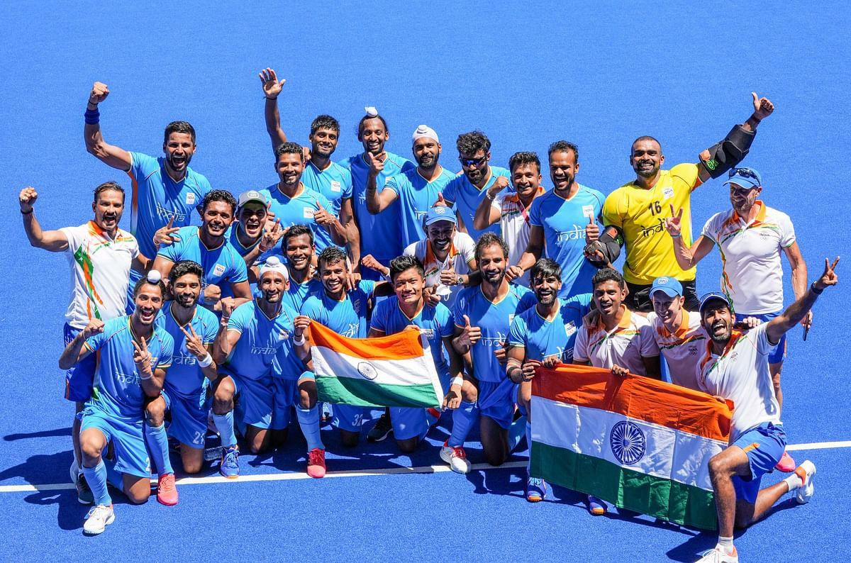 Tokyo Olympics : भारत के खाते में 5वां पदक, हॉकी में कांस्य, रेसलिंग में रवि दहिया ने जीता सिल्वर मेडल