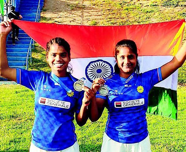 एशियन रग्बी में बिहार की बेटियों का शानदार प्रदर्शन, आरती सर्वश्रेष्ठ खिलाड़ी