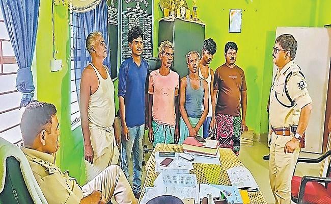 बिहार में पंचायत के आदेश पर प्रेमी जोड़े को पीटा, आपत्तिजनक वीडियो वायरल मामले में आधा दर्जन गिरफ्तार