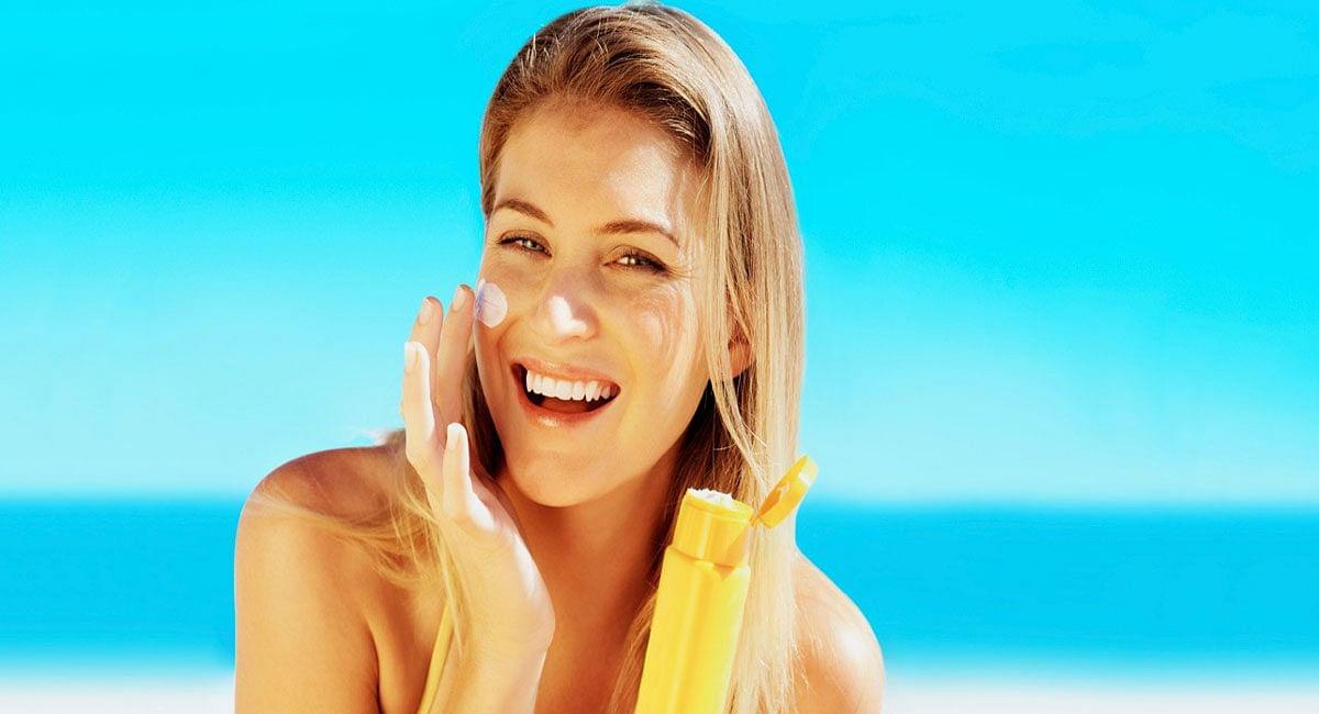 health benefits of sunscreen