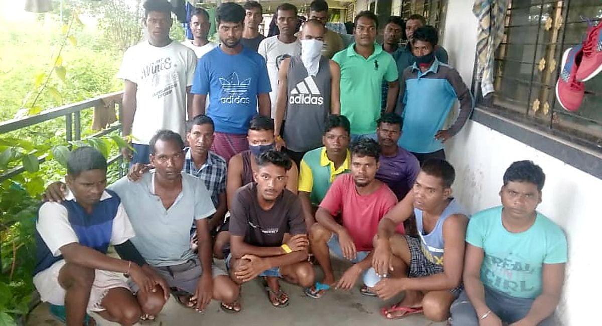 महाराष्ट्र के रायगढ़ से वापस लौटे झारखंड के 23 श्रमिक, घर वापसी के लिए CM हेमंत सोरेन को दिया धन्यवाद