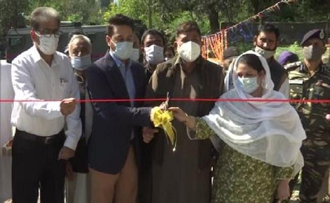 जम्मू-कश्मीर में शांति व विकास दोनों ही चीजें धारा 370 एवं 35ए के जाने के बाद आई: केंद्रीय मंत्री अनुराग ठाकुर