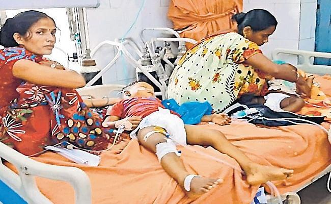 मौसमी बुखार का कहर, पटना में एक सप्ताह में 300 बच्चे हुए भर्ती, 32 बच्चों का एनआइसीयू में चल रहा इलाज