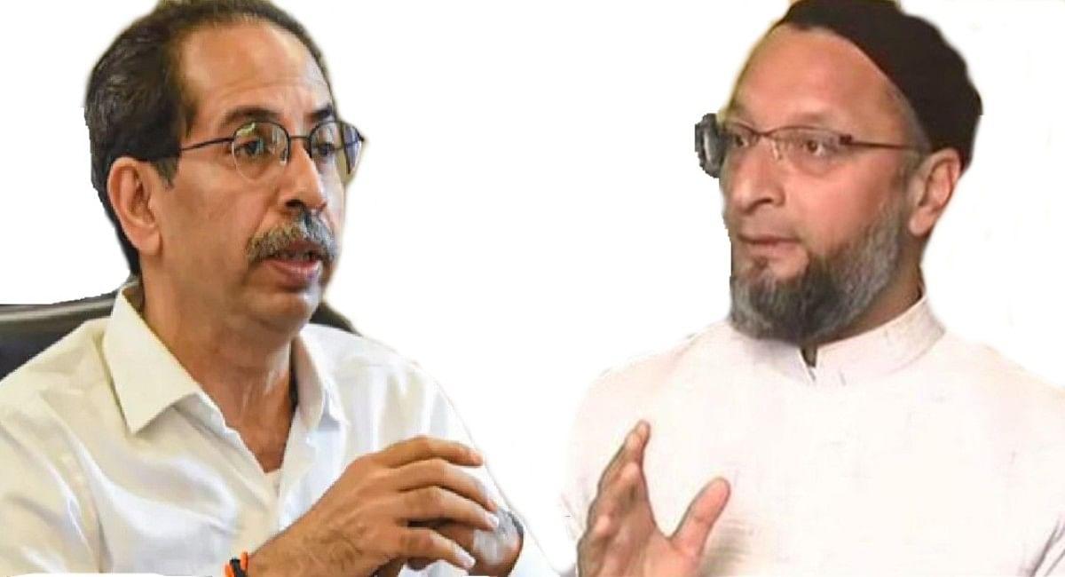 शिवसेना ने ओवैसी को बताया भाजपा का 'अंडरगारमेंट', पाकिस्तान को बताया भगवा राजनीति का अहम हिस्सा
