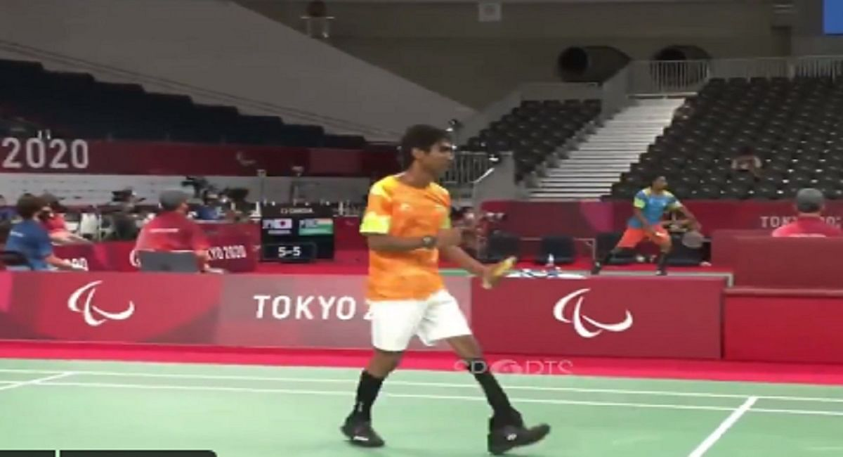 Tokyo Paralympic 2020: भारत के खाते में आया चौथा सोना, बैडमिंटन में प्रमोद भगत ने जीता गोल्ड मेडल