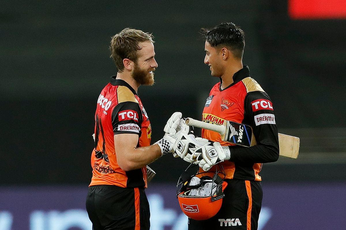 IPL 2021 : सैमसन पर भारी रॉय-विलियमसन की पारी, हैदराबाद ने राजस्थान को 7 विकेट से हराया