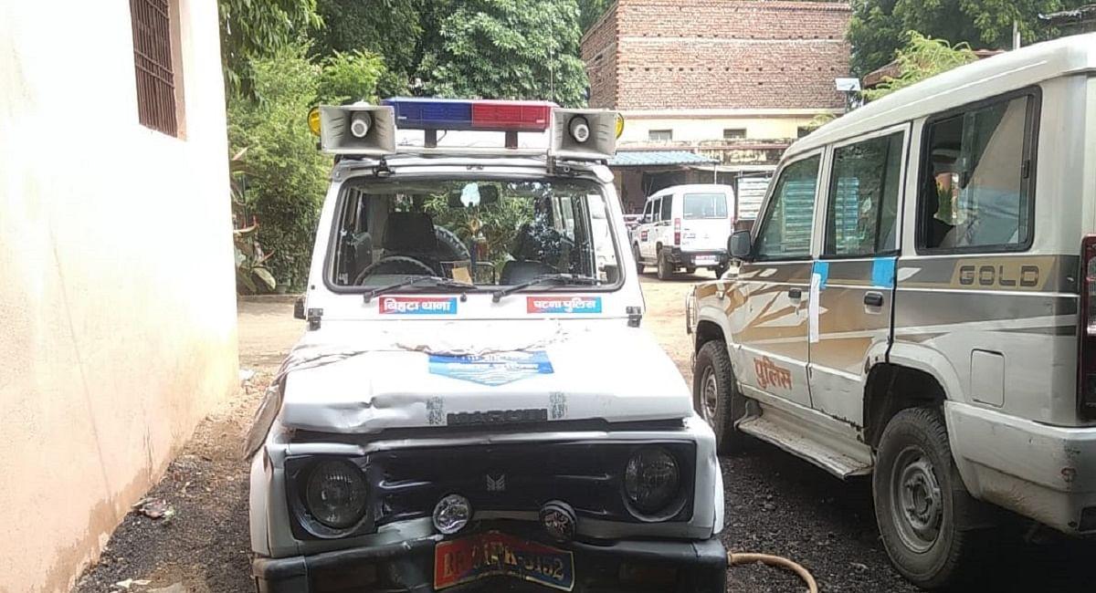 Patna: देर रात ट्रक लूट रहे अपराधी की मिली सूचना, पीछा करते हुए दुर्घटना का शिकार हुई पुलिस जिप्सी, 5 जख्मी