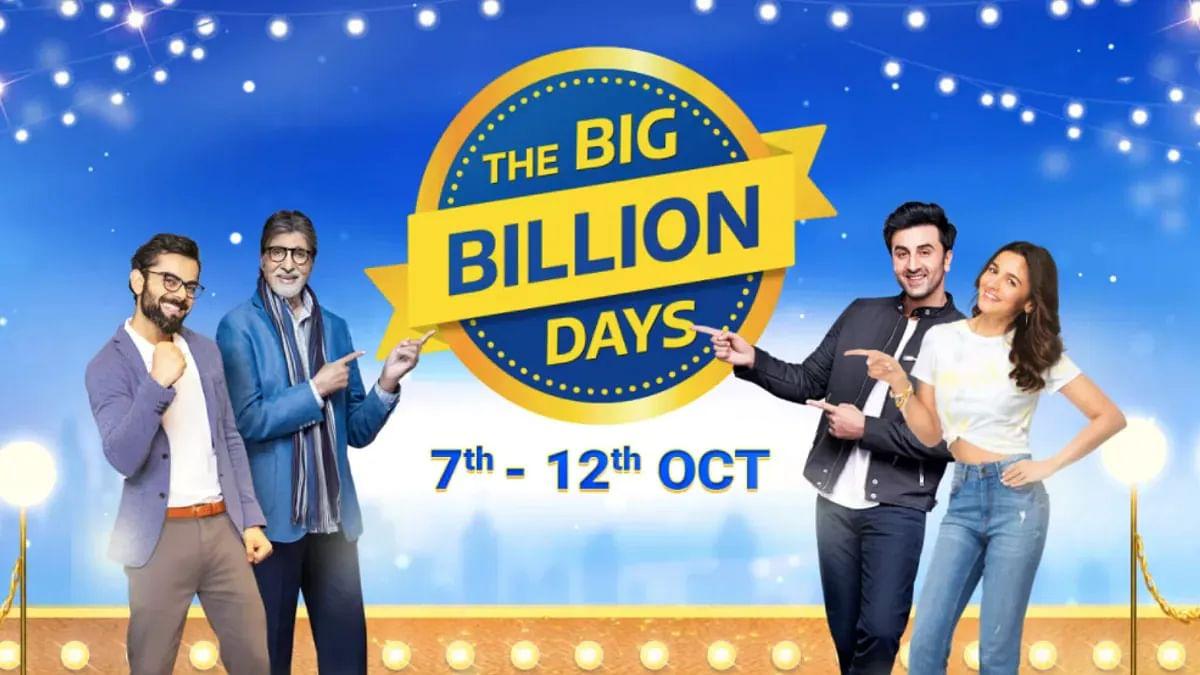 Flipkart Big Billion Days सेल 7 अक्टूबर से होगी शुरू, जानिए इस बार क्या होगा खास