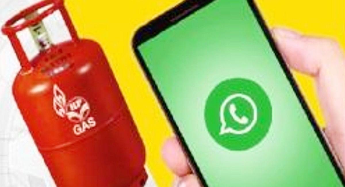 अब WhatsApp से मिनटों में बुक करें LPG Gas Cylinder, ये है प्रॉसेस