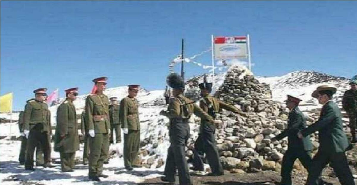 भारत के खिलाफ चीन की शैतानी खोपड़ी में पक रहा खुराफात, LAC पर बढ़ा रहा आर्मी शेल्टर
