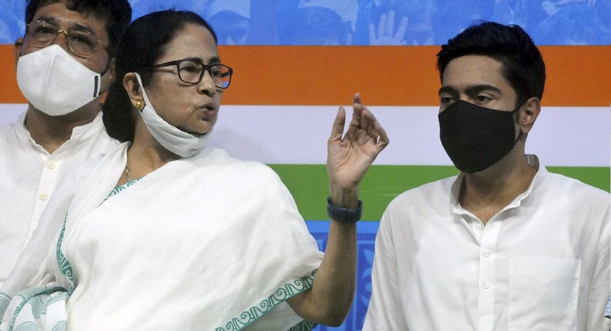 West Bengal By-polls : भाजपा को ममता बनर्जी ने बताया 'नाचने वाली ड्रैगन पार्टी', बीजेपी ने किया पलटवार