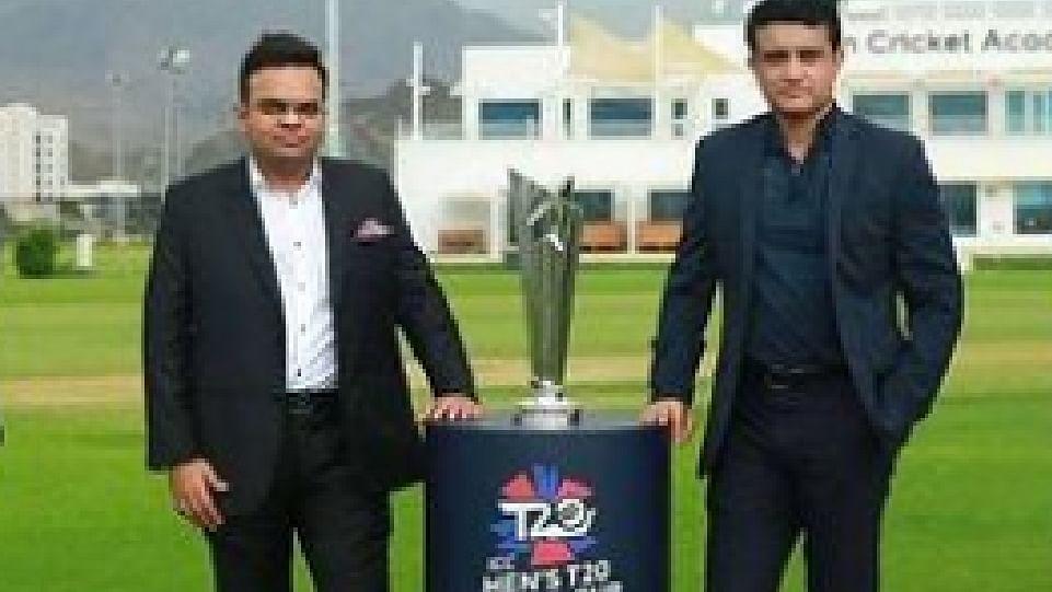 T20 World Cup : धोनी को मेंटर बनाये जाने की घोषणा करते हुए ट्रोल हुए जय शाह, सोशल मीडिया पर मीम्स की बाढ़