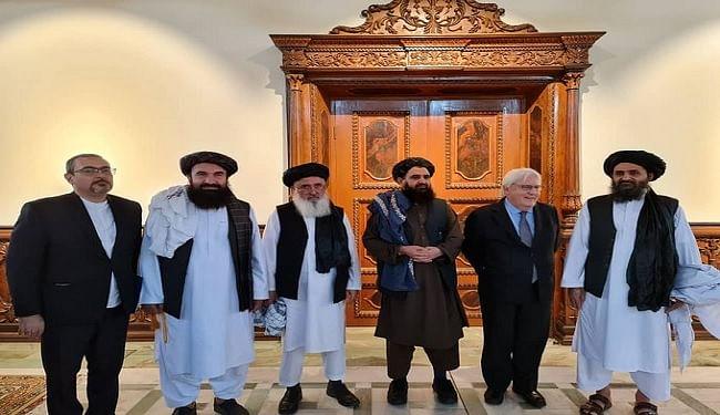 UN के मानवाधिकार से जुड़े मामलों के अंडर सेक्रेटरी से मिला तालिबान नेता मुल्ला बरादर, मार्टिन ग्रिफिथ्स बोले..