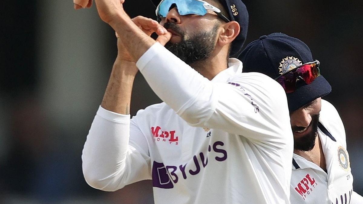 IND vs ENG: ओवल के मैदान पर विराट कोहली ने अंग्रेजों का बजाया बाजा, बीन बजाते जश्न की तसवीरें वायरल