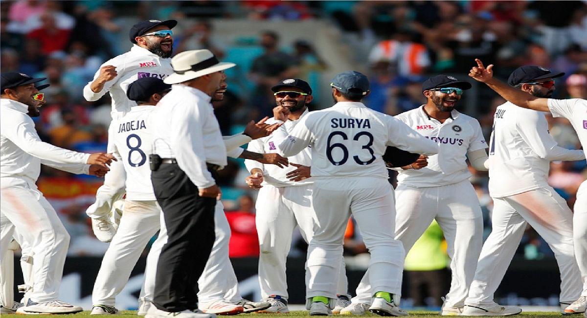 IND vs ENG: 50 साल बाद ओवल में जीता भारत, चौथे टेस्ट में इंग्लैंड को 157 रन से रौंदा, सीरीज में 2-1 की बढ़त