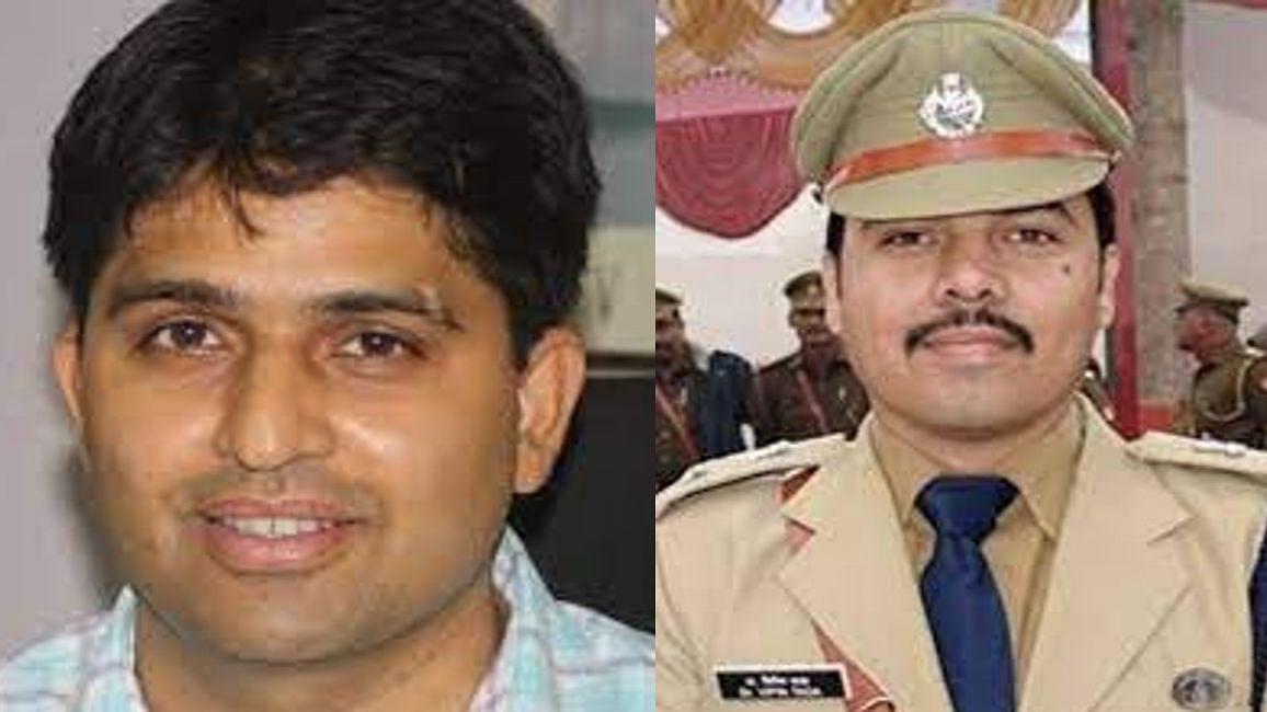 Manish Gupta death case : मनीष गुप्ता की मौत मामले में NHRC ने गोरखपुर डीएम और एसएसपी के खिलाफ दर्ज की FIR