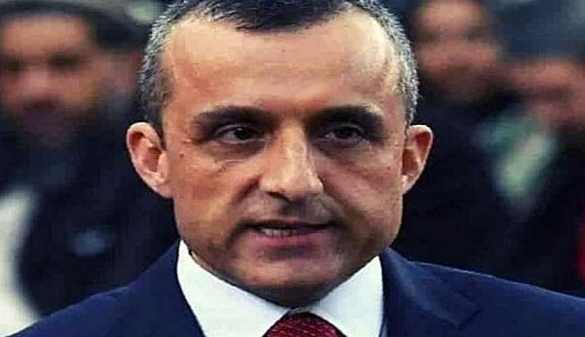खुद को अफगानिस्तान का कार्यकारी राष्ट्रपति बता चुके अमरुल्लाह ने बॉडीगार्ड से कहा- घायल होने पर मार देना गोली