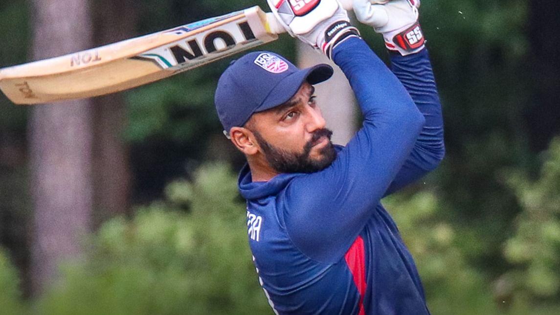 USAvsPNG : भारतीय मूल के अमेरिकी क्रिकेटर ने वनडे में जमाया 6 गेंद पर 6 छक्का, याद आयी युवराज की विस्फोटक पारी