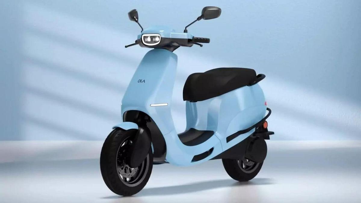 ola e scooter