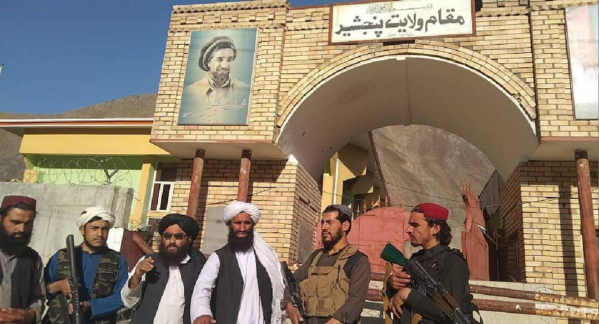 तालिबान के ठिकानों पर अज्ञात विमानों ने किया हमला, जारी है पंजशीर की जंग!, जानें पूरा मामला