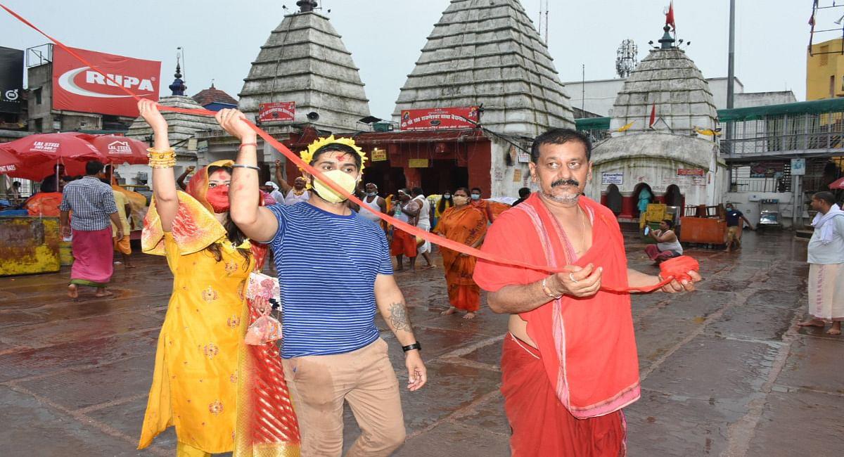 Jharkhand Mandir Reopen News : बाबा मंदिर में E-Pass के लिए 3 दिनों तक स्लॉट बुक, एडवांस बुकिंग की है सुविधा
