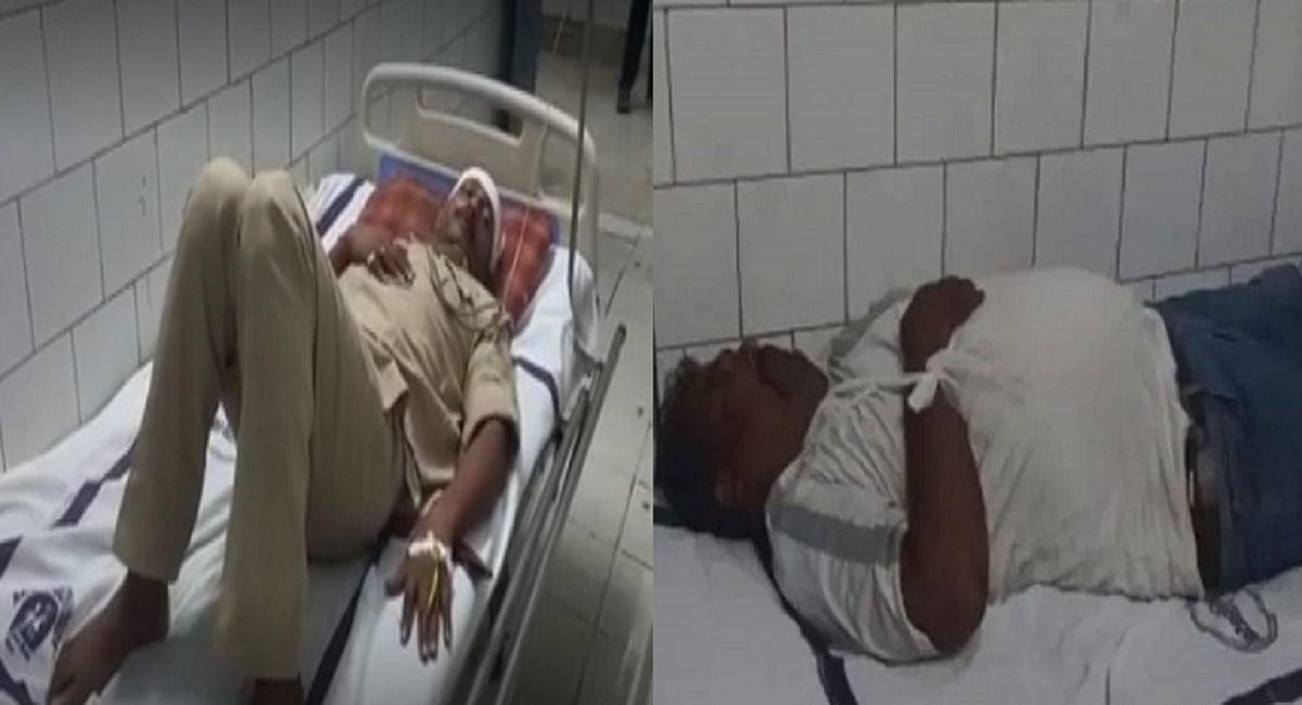 बिहार: छपरा और खगड़िया में पुलिस पर जानलेवा हमला, बालू माफिया और गुस्साए ग्रामीणों ने दौड़ा-दौड़ाकर पीटा
