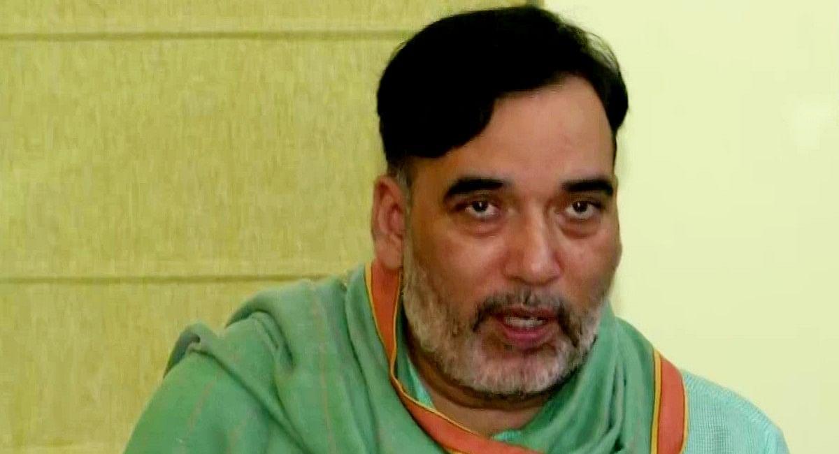 दिल्ली में वायु प्रदूषण कम करने के उपायों पर पर्यावरण मंत्री ने की बैठक, गोपाल राय ने दी यह सलाह