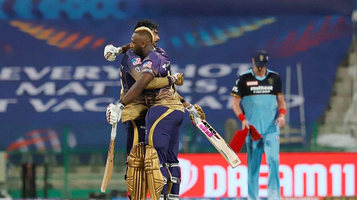 IPL 2021, KKR vs RCB : कोलकाता नाइट राइडर्स ने दर्ज की आईपीएल की सबसे धमाकेदार जीत