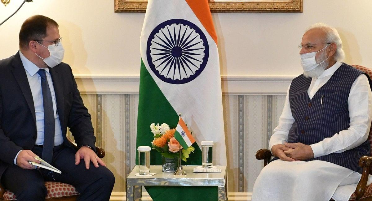 अमेरिका में पीएम नरेंद्र मोदी: भारत बने 5जी तकनीक का निर्यातक, बोले क्वालकॉम के सीईओ आमोन