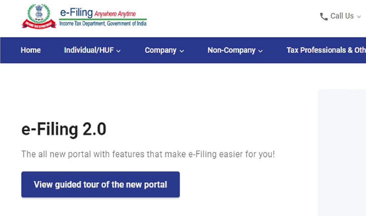 नये आईटी पोर्टल में करदाताओं के लिए नयी सुविधा, आयकर भरने में आ रही परेशानियों को जल्द दूर करेगी कंपनी