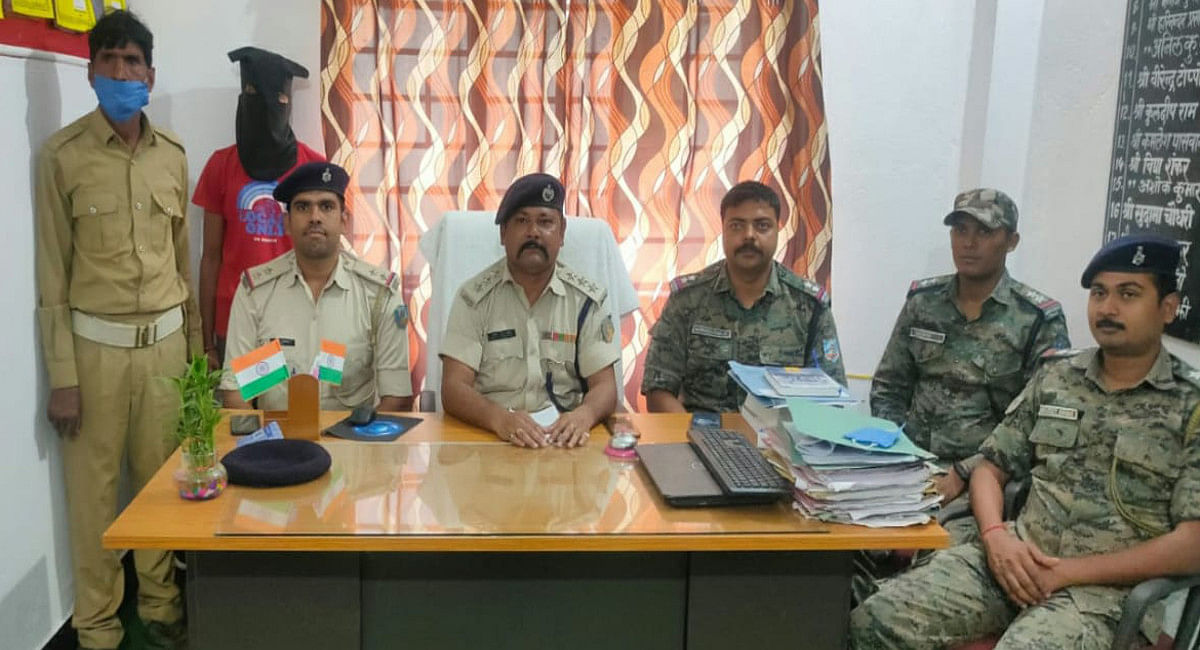 Jharkhand Crime News : गुमला में एक पुत्र ने खुद के अपहरण की रची साजिश, पिता से ही मांगी तीन लाख की लेवी