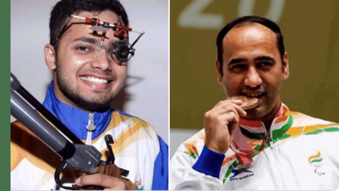 Tokyo Paralympics में भारतीय शूटरों का धमाका, मनीष नरवाल ने दिलाया गोल्ड, सिंघराज ने जीता सिल्वर