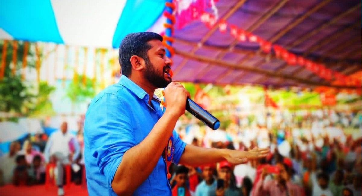 कन्हैया कुमार के कांग्रेस में आने से बड़े नेता नाराज ? भाजपा ने कहा- टुकड़े-टुकड़े गैंग और राहुल गांधी...