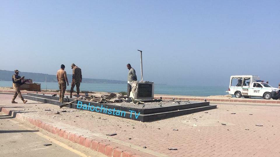 मोहम्मद अली जिन्ना की प्रतिमा को विस्फोट कर उड़ाया, पूर्व गृह मंत्री ने बताया-पाकिस्तान की विचारधारा पर हमला