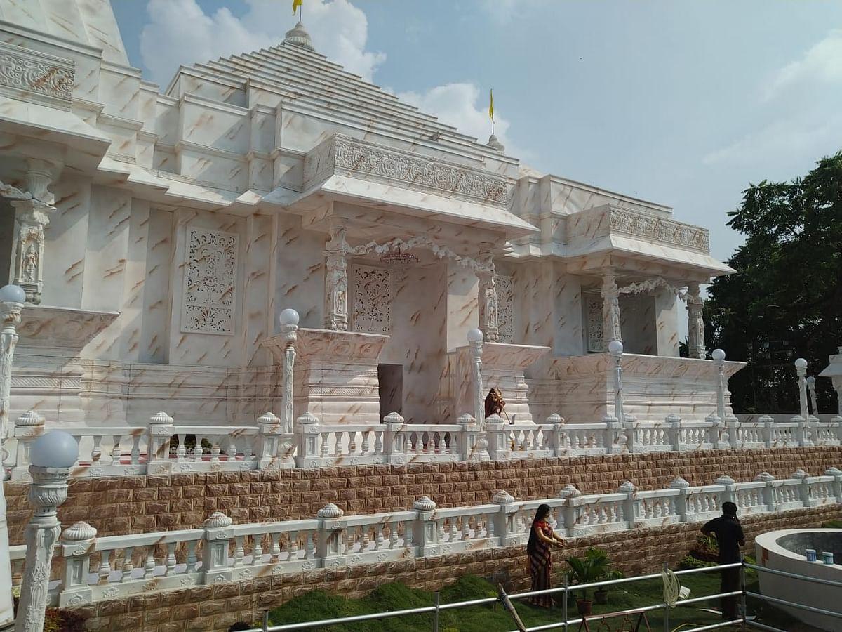 जयपुर का प्रसिद्ध बिरला मंदिर