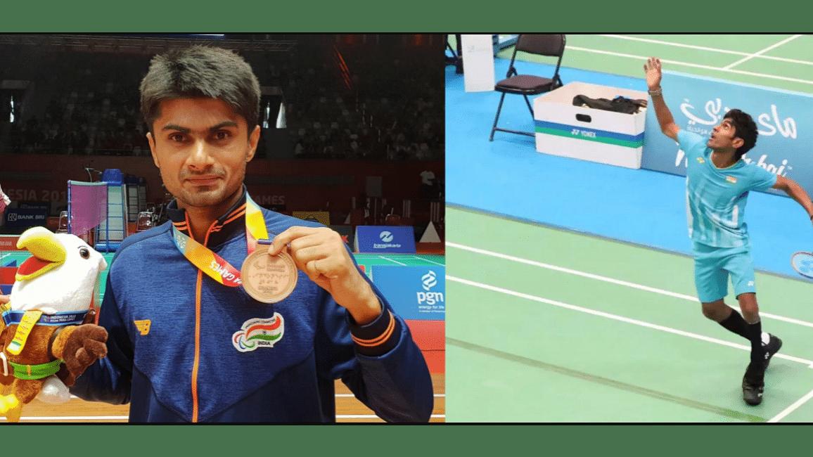 Tokyo Paralympics: बैडमिंटन में भारत की बल्ले-बल्ले, प्रमोद भगत और नोएडा के डीएम सुहास फाइनल में, सिल्वर पक्का