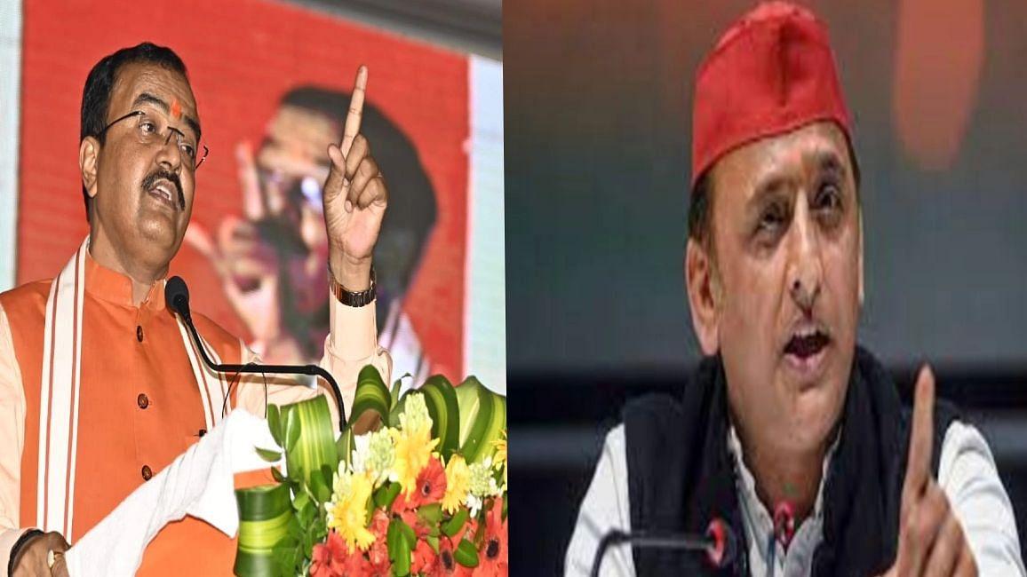सपा को अपना चुनाव चिह्न एके-47 रख लेना चाहिए, केशव प्रसाद मौर्य ने अखिलेश यादव के बयान पर किया पलटवार