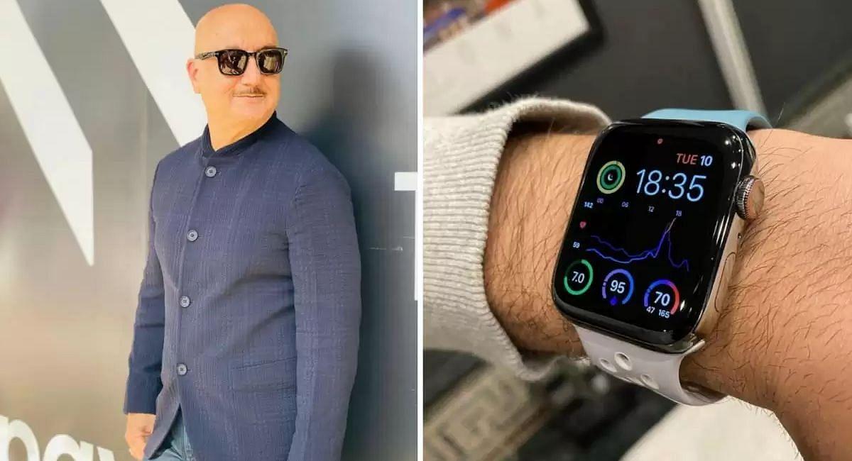 Apple Store में नहीं मिली भारत की घड़ी, तो अनुपम खेर ने वीडियो शेयर कर कंपनी से किया यह सवाल
