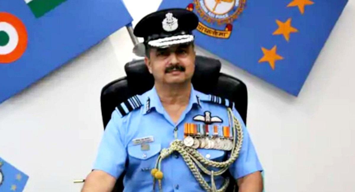 एयर मार्शल वीआर चौधरी होंगे भारत के नये वायुसेना प्रमुख, आरकेएस भदौरिया की जगह लेंगे