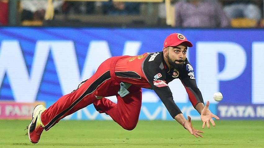 IPL 2021: सुपरमैन विराट कोहली, बिजली की रफ्तार से फील्डिंग देख बल्लेबाज भी हैरान, वीडियो वायरल