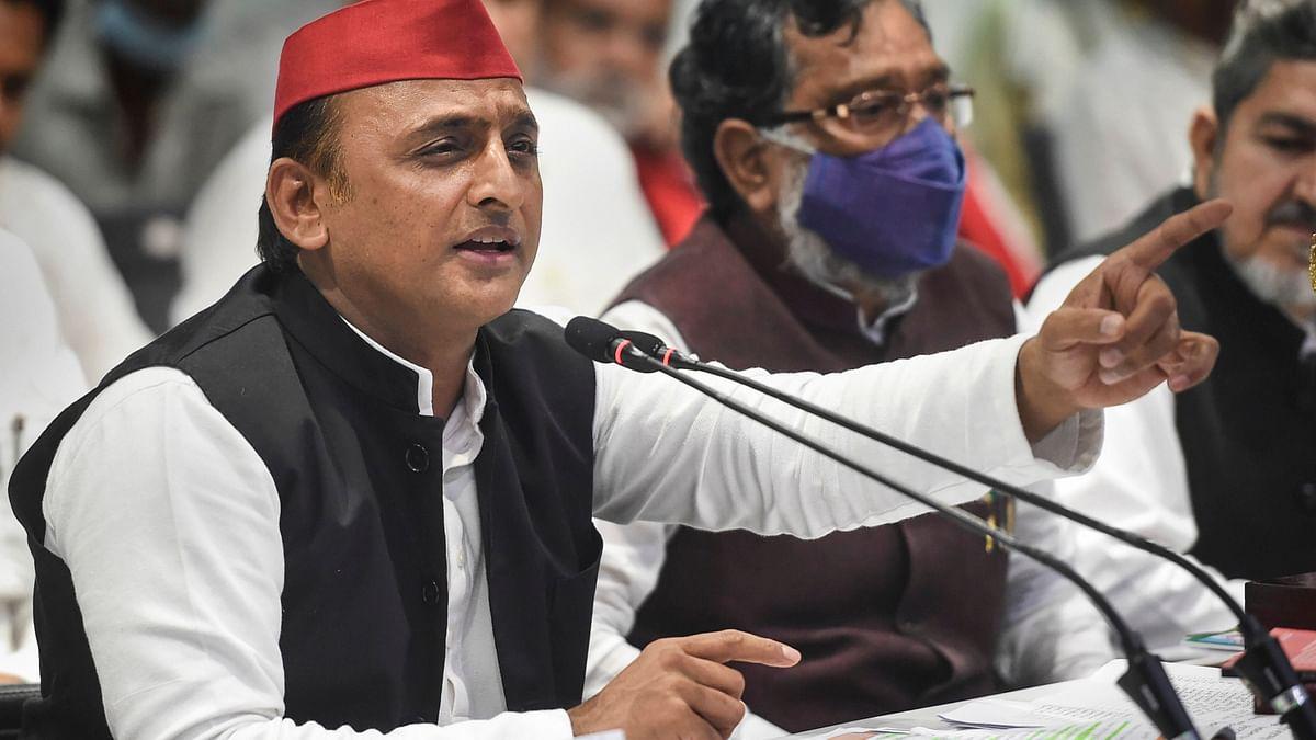 UP Election 2022: बीजेपी राज में किसान और बुनकर तबाह, सरकार की नीतियों ने व्यापार को किया चौपट- अखिलेश यादव