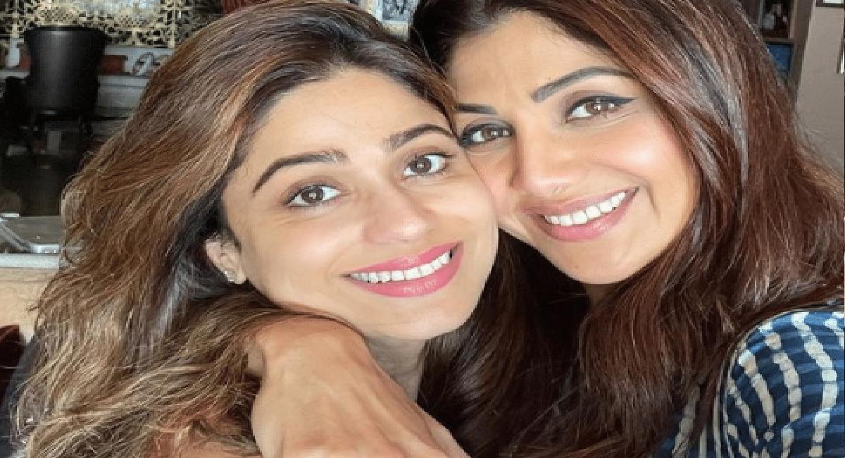 Bigg Boss OTT के खत्म होते ही बहन शिल्पा शेट्टी से मिली शमिता, कसकर लगाया गले, तसवीरें वायरल