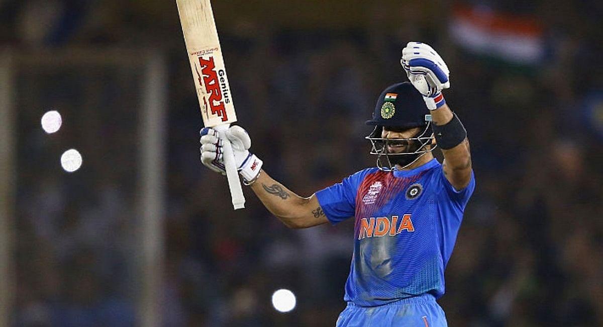 विराट कोहली ने टी20 टीम की कप्तानी से दिया इस्तीफा, लिखी भावुक चिट्ठी