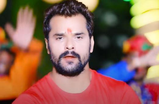 Navratri Song: खेसारी लाल का नया गाना 'मुखिया बना दी देवी माई' रिलीज, YouTube पर मिल रहे ताबड़तोड़ लाइक्स