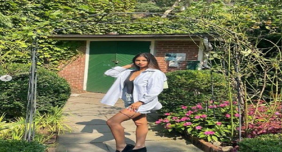 सुहाना खान न्यूयॉर्क में यूं एंजॉय करती दिखीं संडे, ओवरसाइज शर्ट में दिखा ग्लैमरस अंदाज
