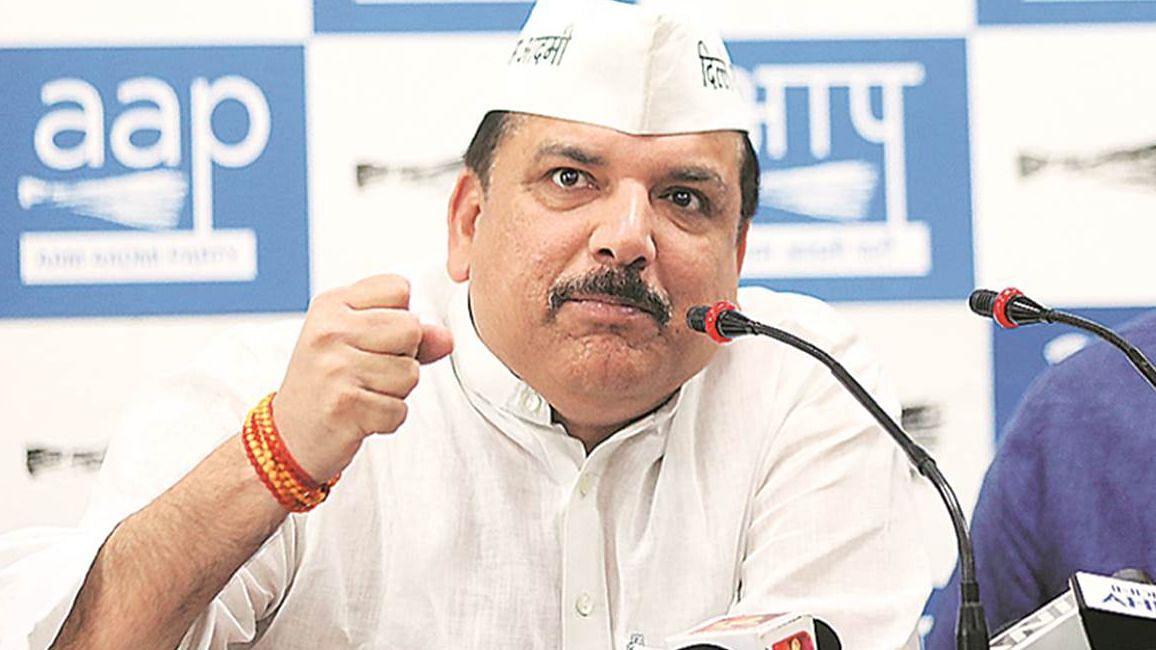 UP के सियासी रण में कूदी AAP, संजय सिंह ने 100 विधानसभा प्रभारियों का किया एलान, कहा- जनता चाहती है बदलाव