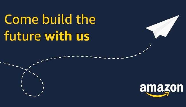 Amazon का एलान, 55,000 लोगों को देगा नौकरी, हर घंटे मिलेंगे करीब 1241 रुपये, भारत में जॉब फेयर 16 सितंबर को