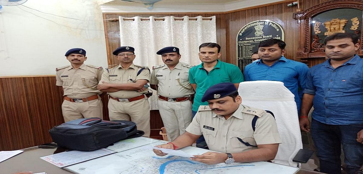 Bihar News: 15 राज्यों का वांटेड चेलवा और बैलवा धराया, शटर काटकर दुकानों में चोरी की घटना को देता था अंजाम